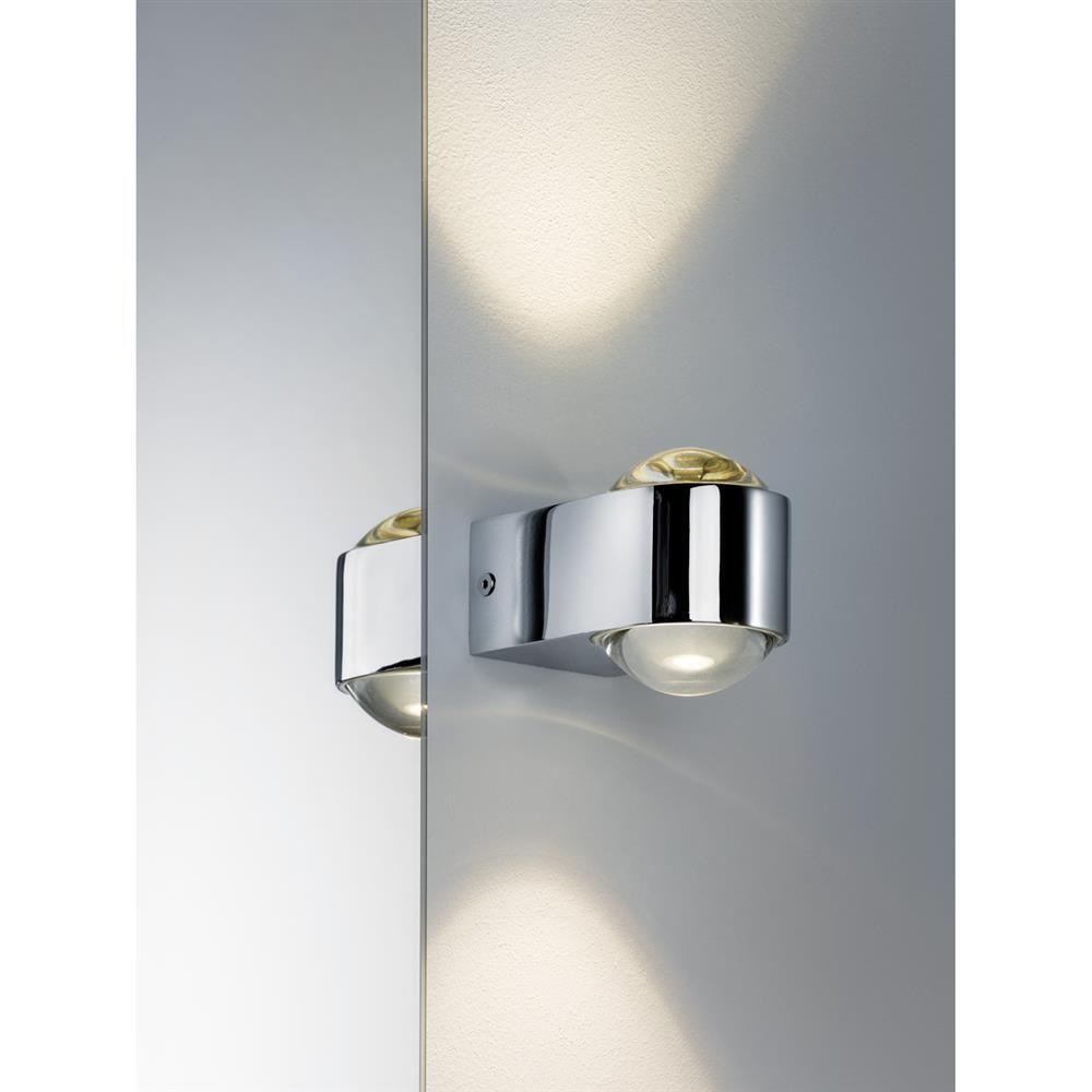 Capella, Mit Lichtaustritt Nach Oben Und Unten, Bietet Interessante  Lichteffekte Für Das Badezimmer Und