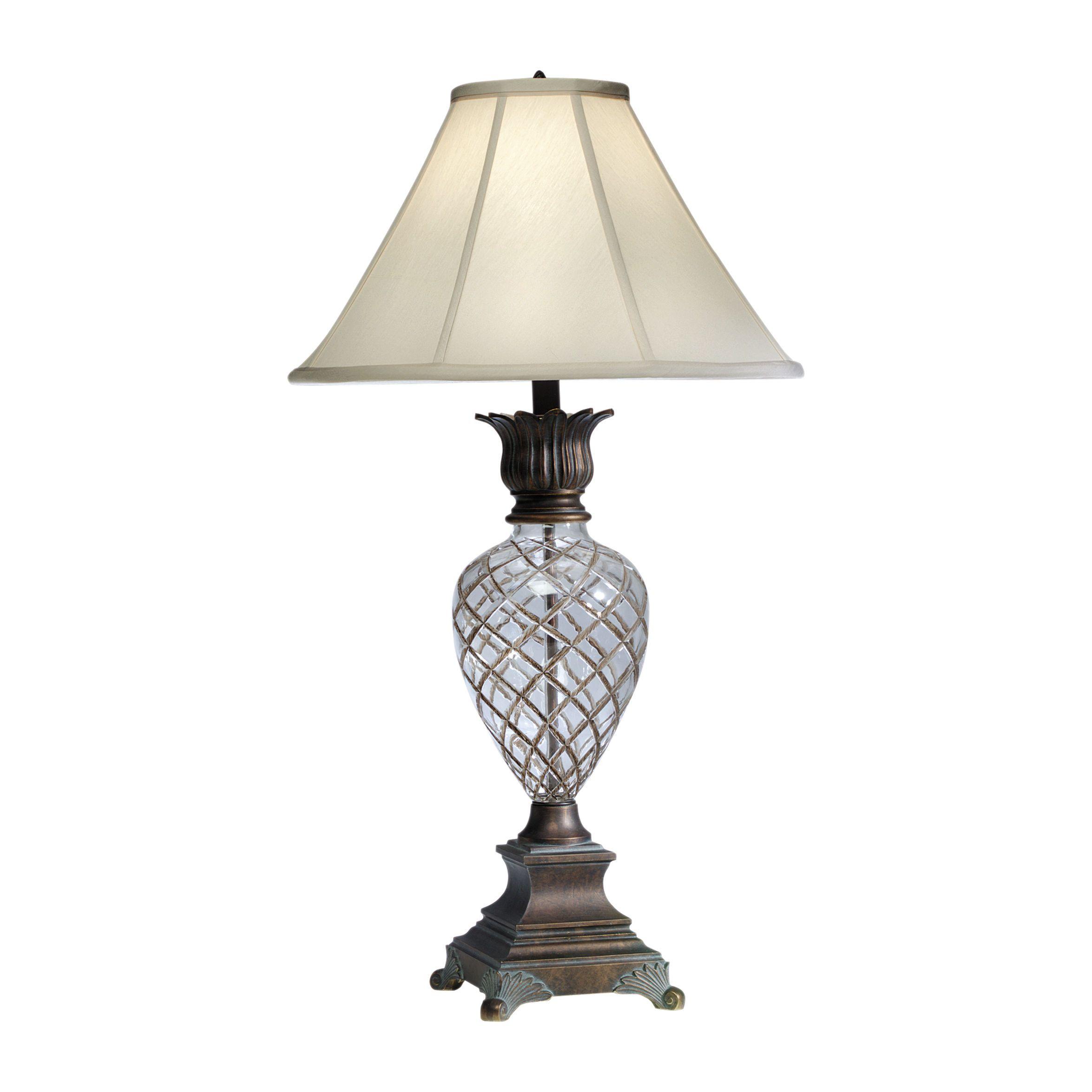 Pineapple Bedroom Furniture Vintage Pineapple Table Lamp Ethan Allen Us Bedroom