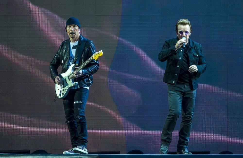 U2 Tickets Gewinnen
