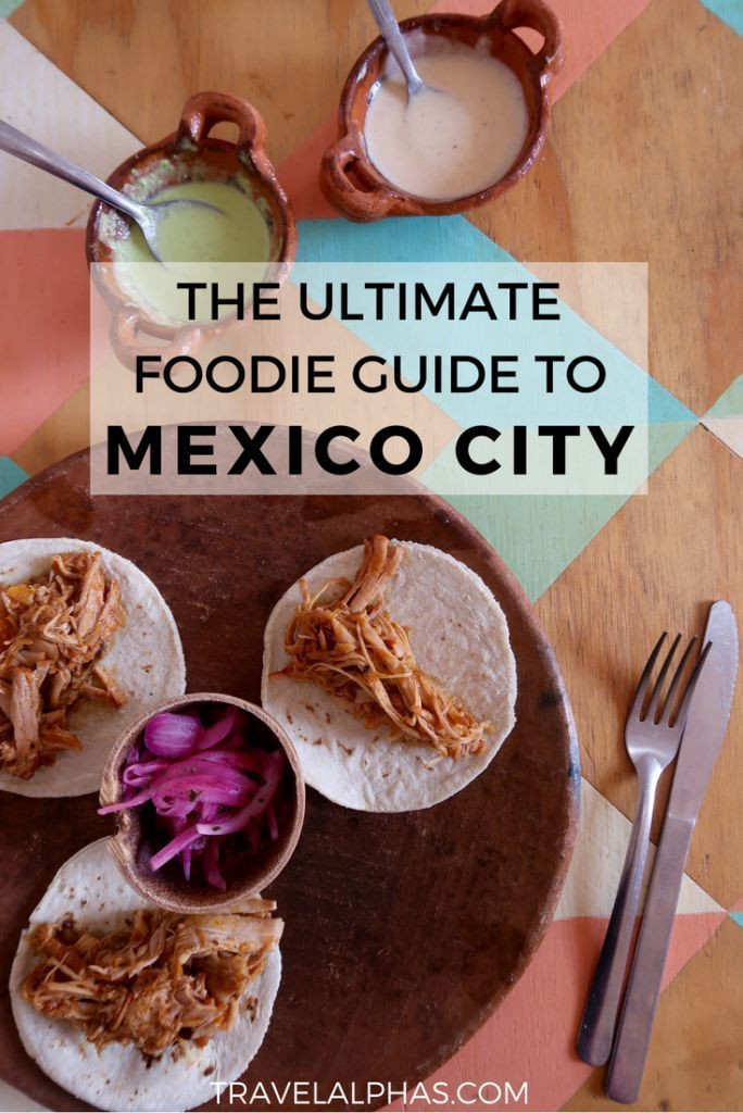 Mexico City Foodie Guide: Where to Eat in Mexico City