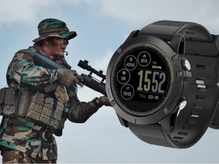Die Taktische Militaruhr Tactical V5 Ist Endlich In Deutschland Erhaltlich Trendy Gadgets Military Grade Watches Smart Watch Tactical