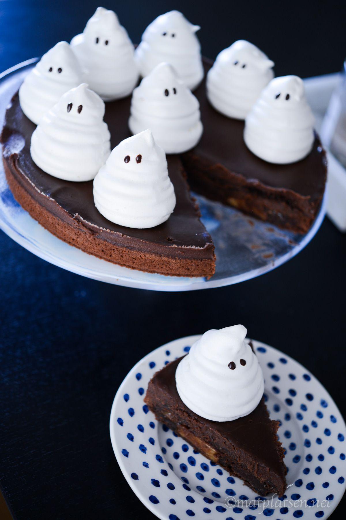 halloweenkaka Halloweentårta, Mat, Sötsaker