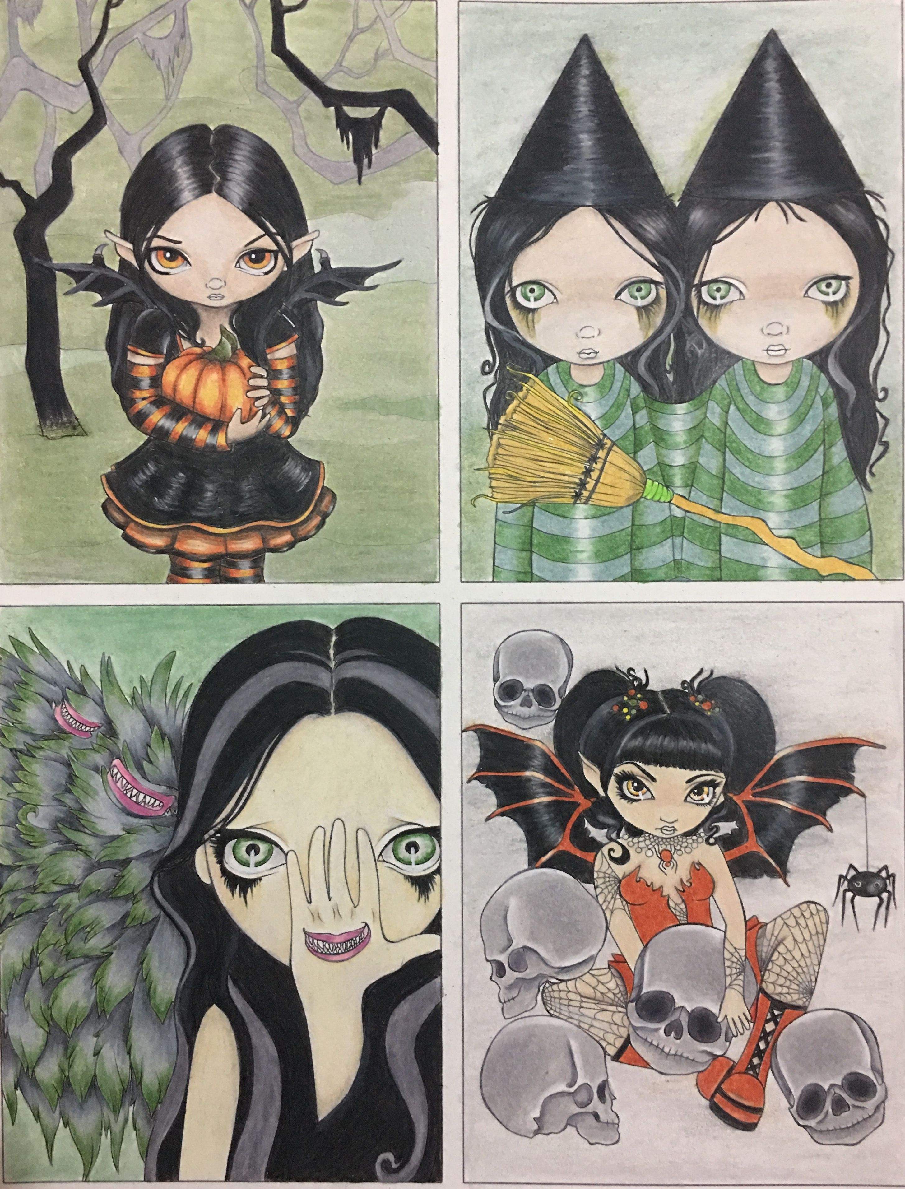 Pin by Cindy Pezzin on A-JASMINE BECKET-GRIFFITH | Jasmine becket griffith, Artwork, Coloring books