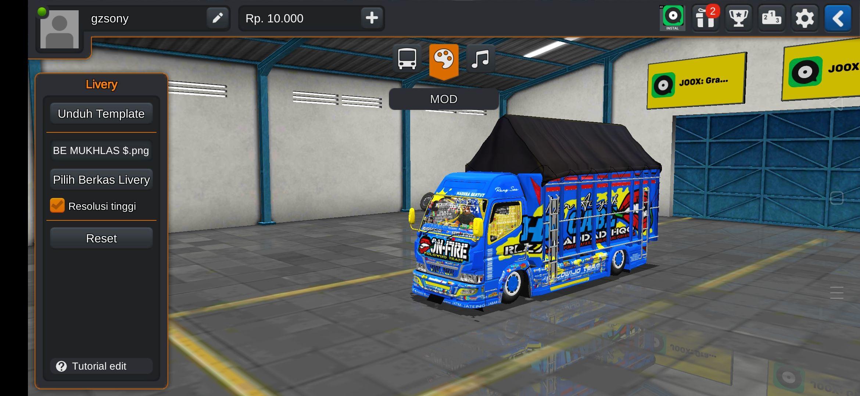 Pin Di Download Mod Bus Simulator Indonesia