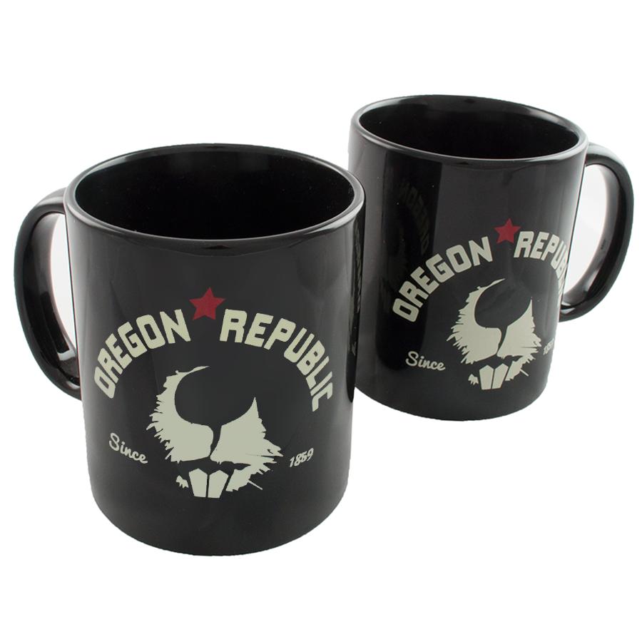 Oregon Republic | Coffee Mug