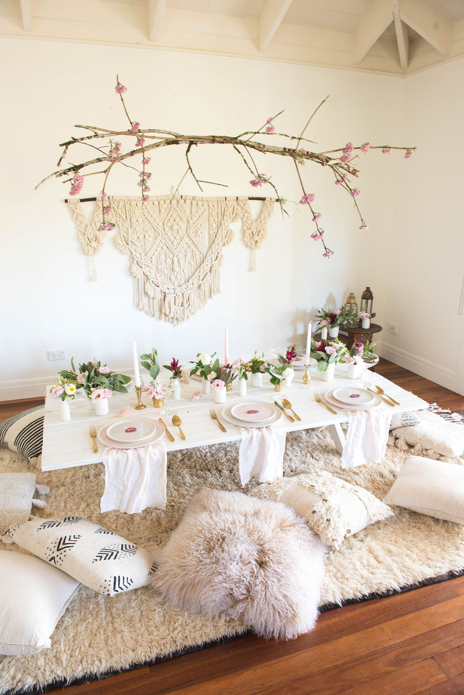 Boho Dining   Spell U0026 The Gypsy Collective