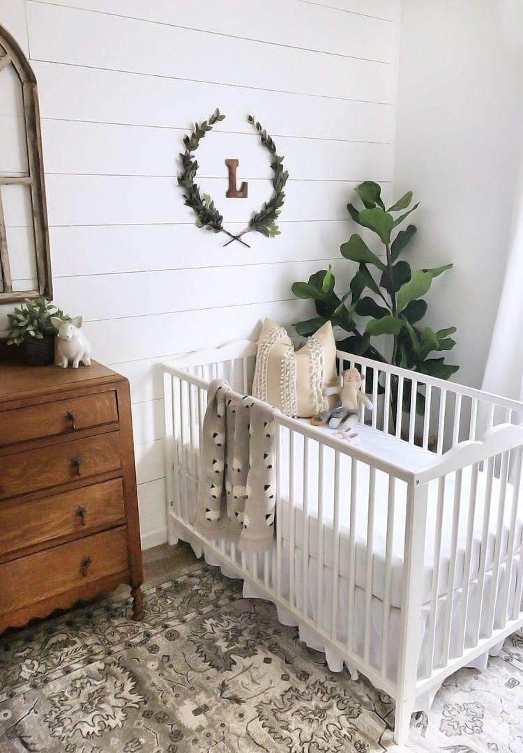 Babyzimmer Möbel Braun These Nurseries Could Have Been Designed By Joanna Gaines Herself