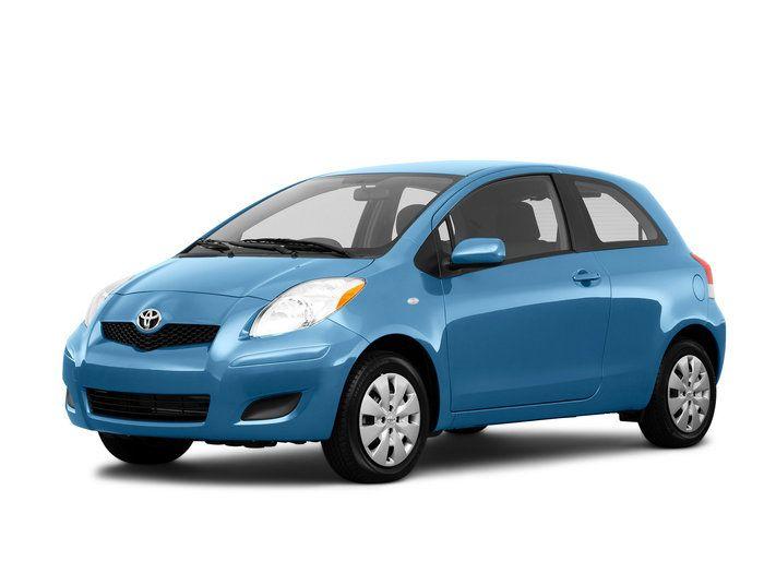 2010 Toyota Yaris Information Yaris Toyota Toyota 2010