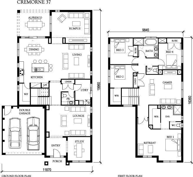 Mirvac homes floor plans meze blog for Mirvac home designs