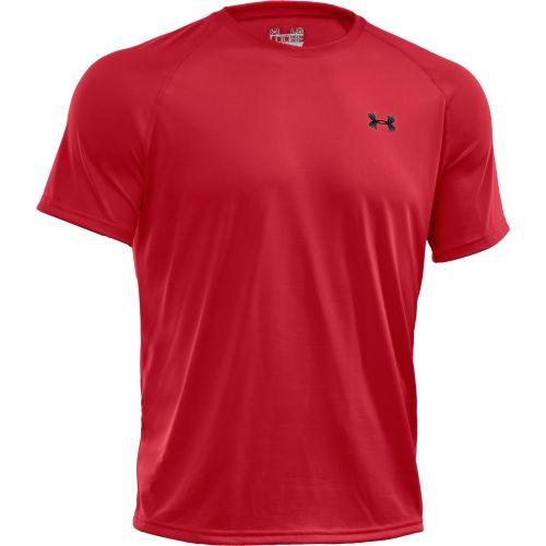 Camisa atlètica y roja