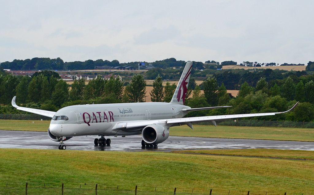 Qatar Airways Fleet Airbus A350900 Details and Pictures
