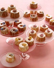 Mini Angel Food Cakes Recipe Food Angel Food Cake Cake Recipes