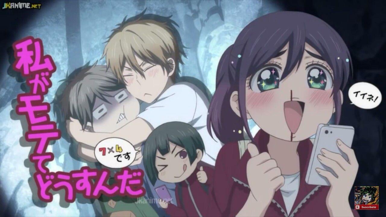 Kiss him, not me! Kissing him, Anime, Anime neko