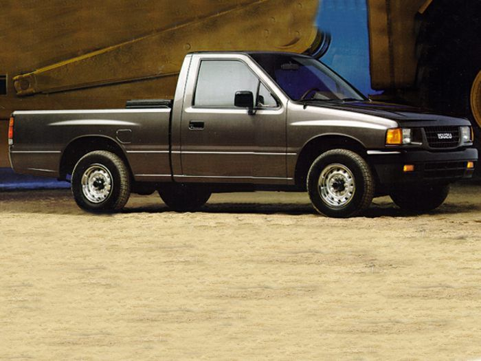 Used 1992 Isuzu Pickup Specs Mpg Horsepower Safety Ratings Autos