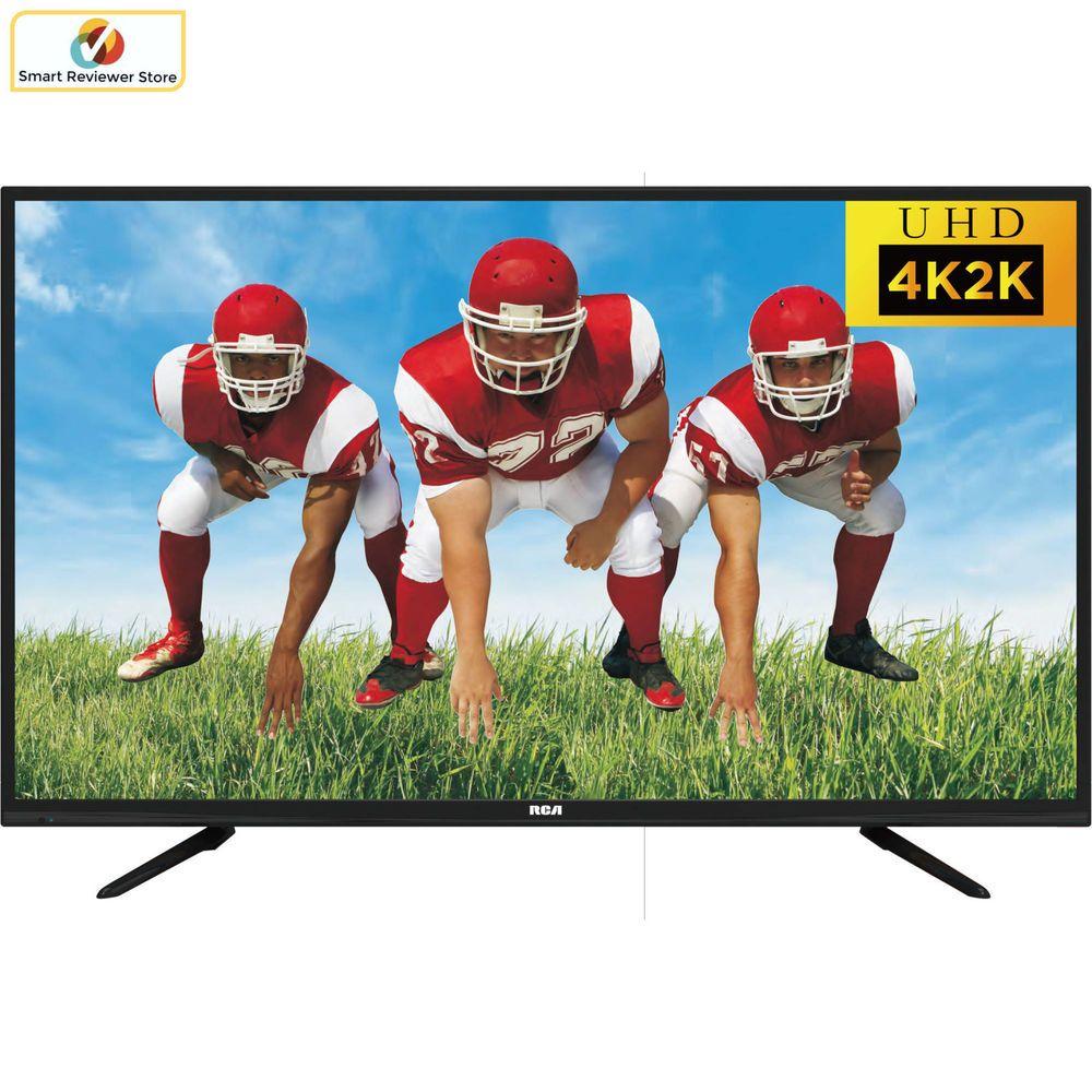 "RCA 50"" 4K 2160P UHD LED TV HDTV 4K2K Full Ultra HD 169 3"