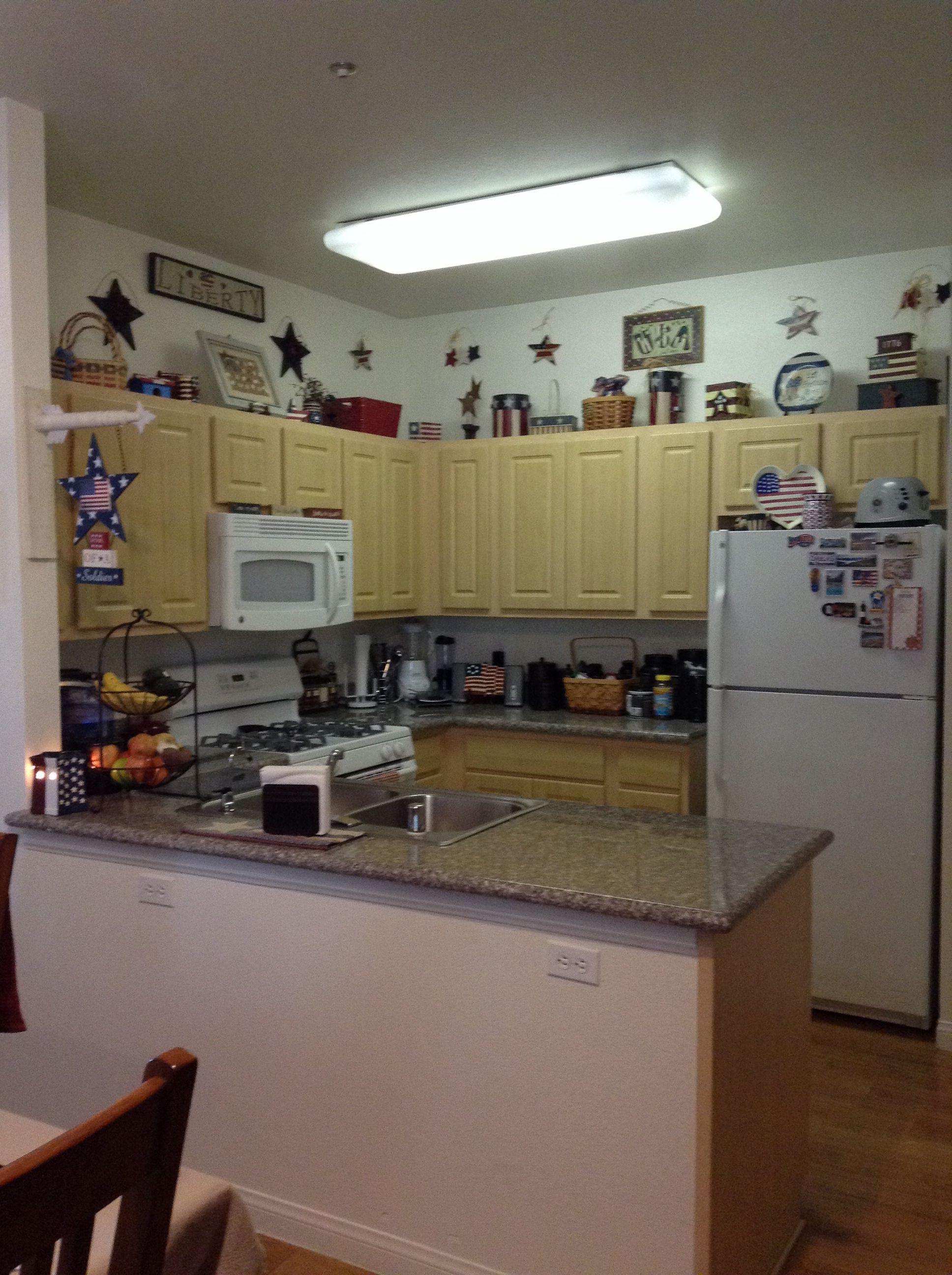 Americana Kitchen Americana Kitchen Kitchen Home