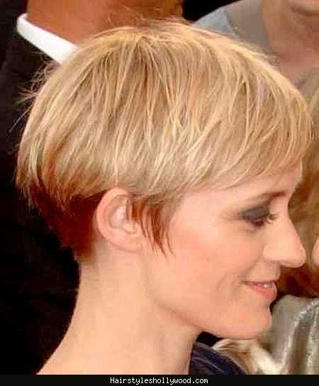 short hairstyles thin fine hair