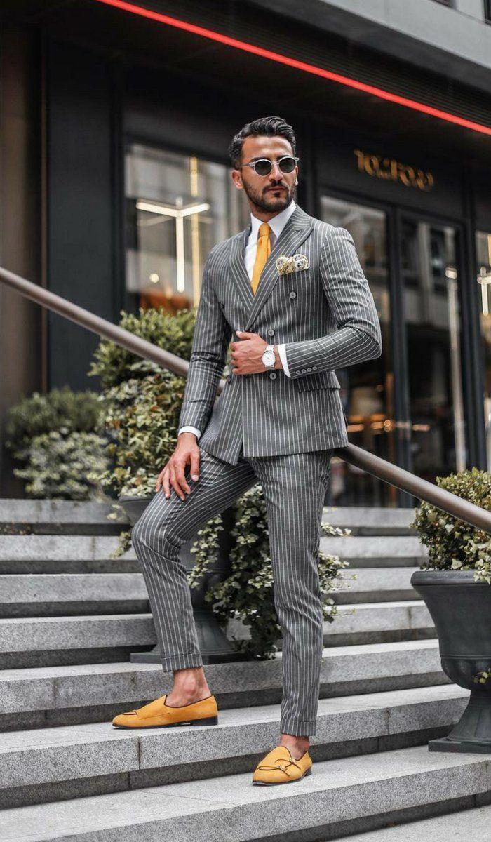 5 idées de tenues de costume formel pour hommes | Les gars du code vestimentaire formel   – Mens fashion