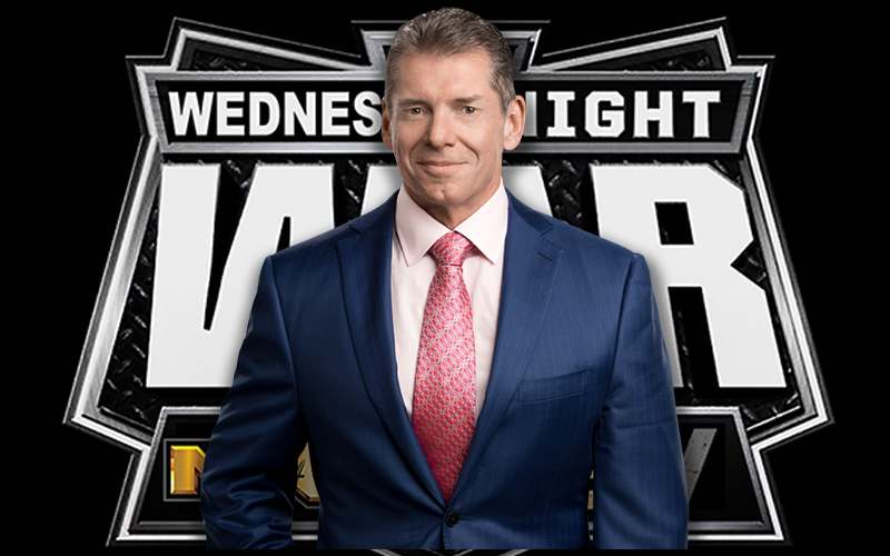Vince Mcmahon Allegedly Loves Wednesday Night War With Aew Vince Mcmahon Wwe Vince