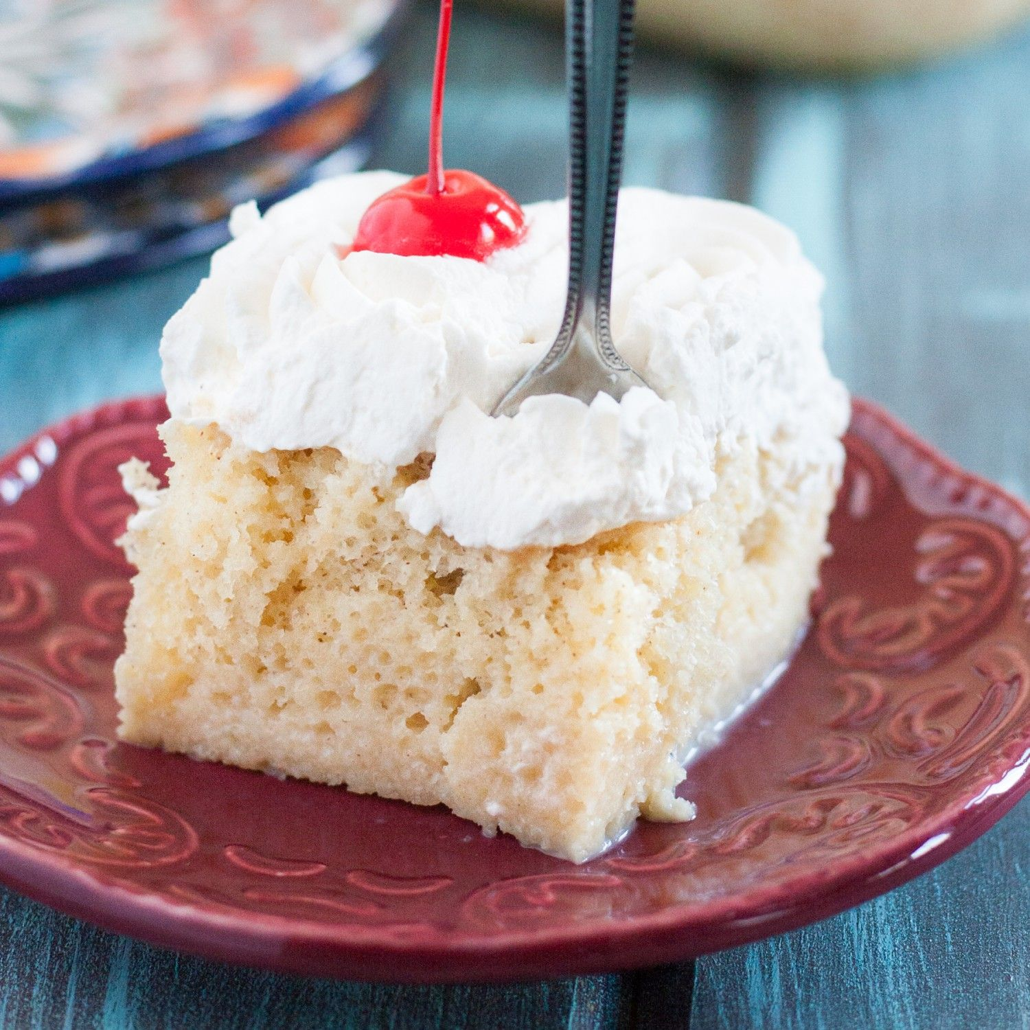 Tres leches cake three milks cake is an easy and popular poke tres leches cake three milks cake is an easy and popular poke cake in three milk cakelatin americatres forumfinder Image collections