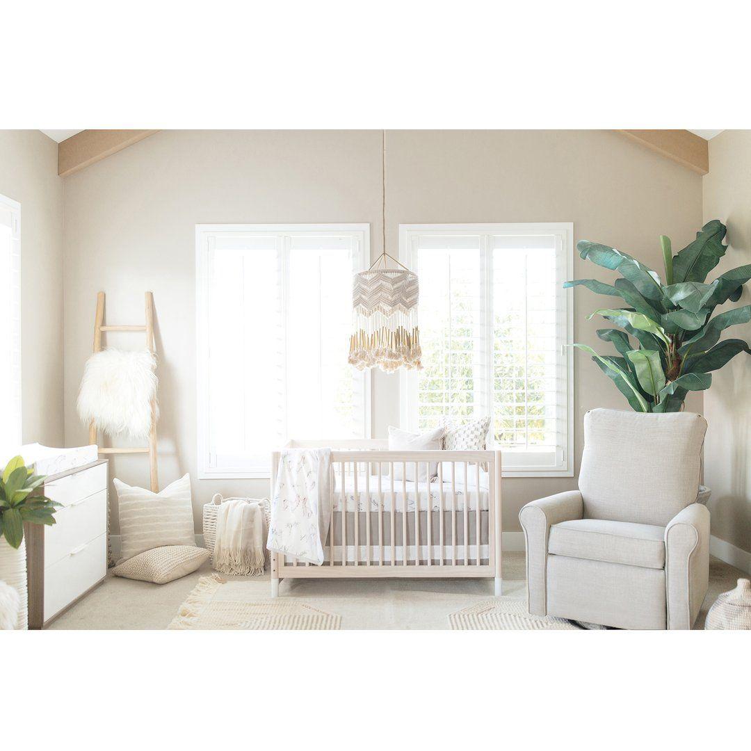 Gender Neutral Kids Bedroom Colors: Baby Girls Nursery