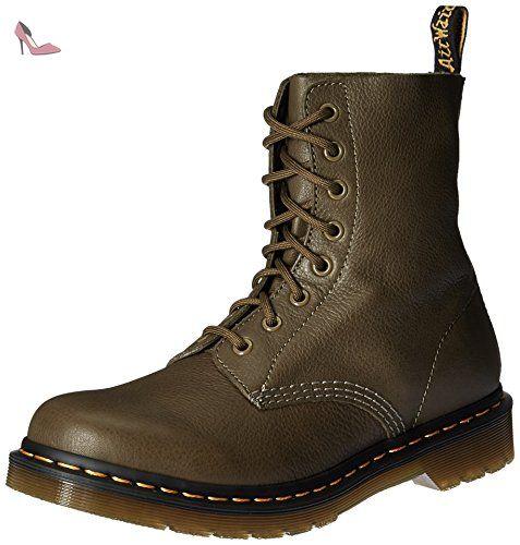 43 Eu Martens Virginia Grenade Pascal Green Boots Dr 21419343 Wx08T1qUnw