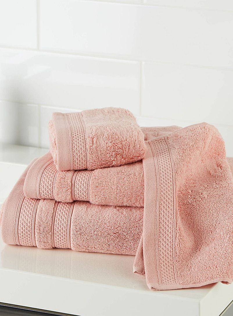Cotton And Modal Towels In 2020 Towel Bath Towels Towel Set