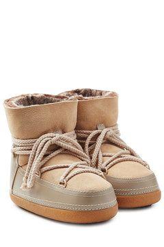 Suede Ikkii Classic Low Boots | INUIKII