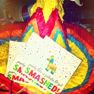 Cinco de Mayo birthday party fiesta by Beth Beattie