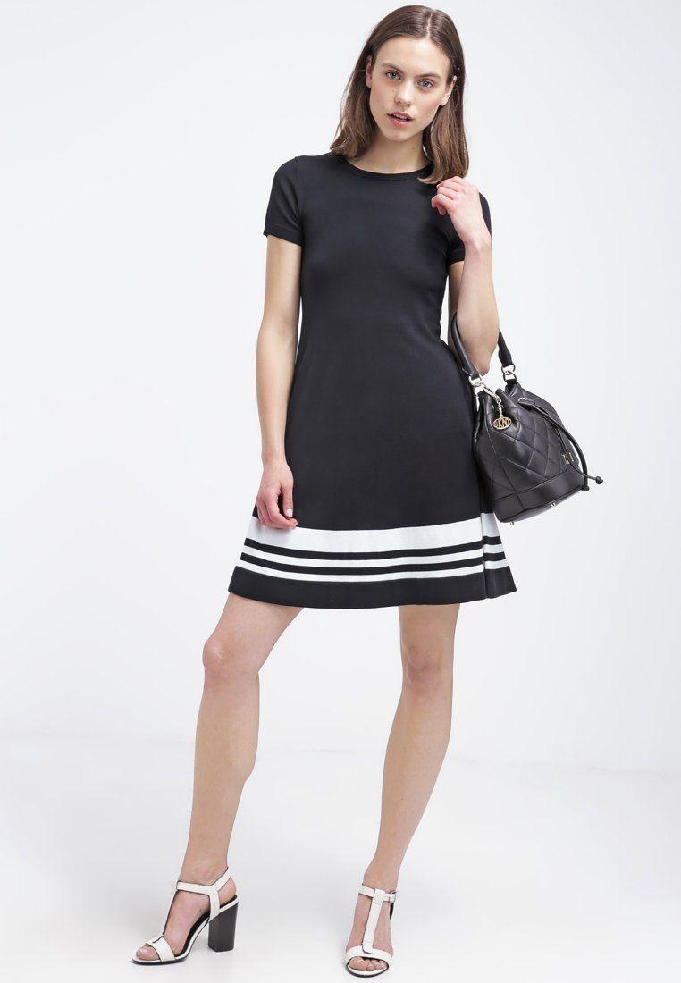 5e7d9eedaa Cómpralo ya!. DKNY Vestido de algodón black.
