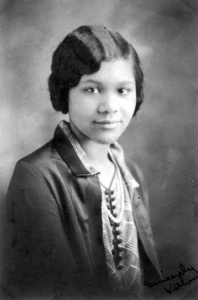 30 Charming Vintage Photos Prove That 20s African American Girls