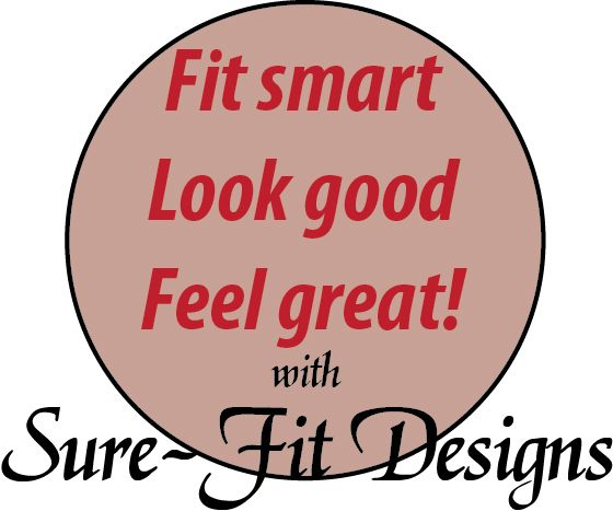 Sewing fitting patterns Sure-Fit Designs Home