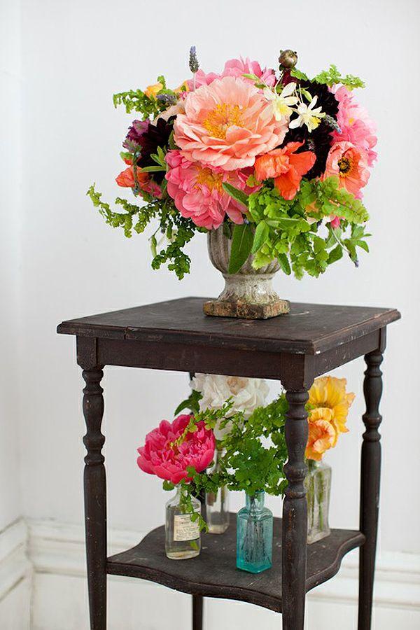 Flower arrangement inspiration