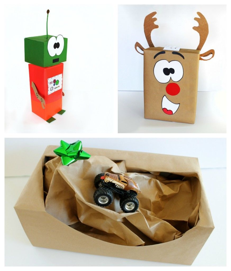 Creative Gift Wrapping Ideas for Kid's Presents | *Shower & Party ...