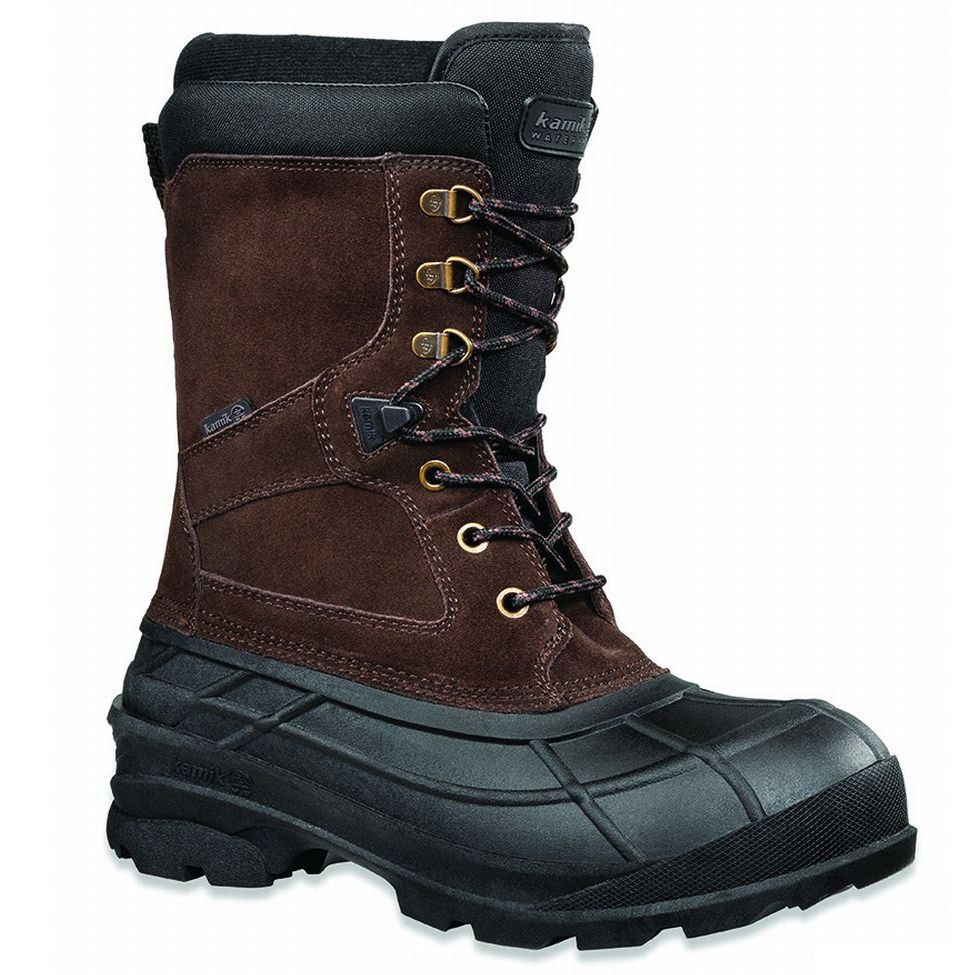 3. Kamik Men's Nationplus Boot