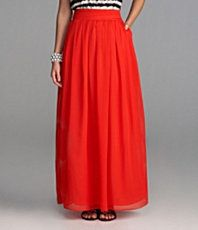 Gianni Bini Brady Maxi Skirt: Dillards