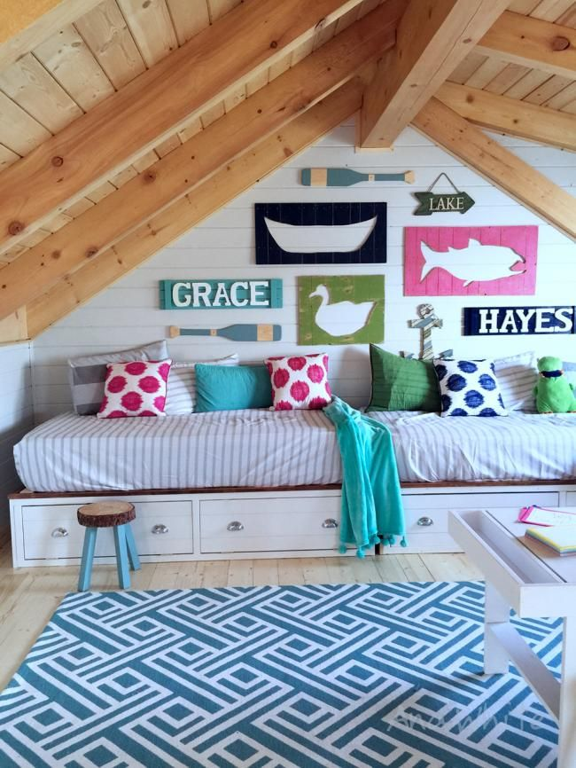 Ana White Build a Alaska Cabin Daybeds or Captain Beds with