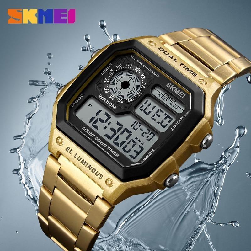 SKMEI Waterproof Business Watch