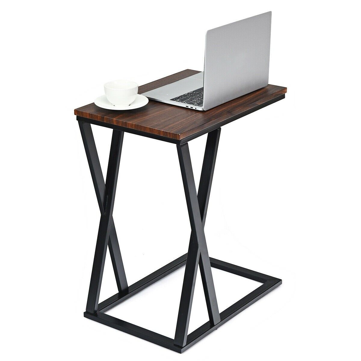 Snack Table Sofa Side End Table Laptop Desk Steel Frame Living Room 33 95 Free Shipping This Is The New Multi Decoracao De Ambientes Mesa De Canto Decoracao