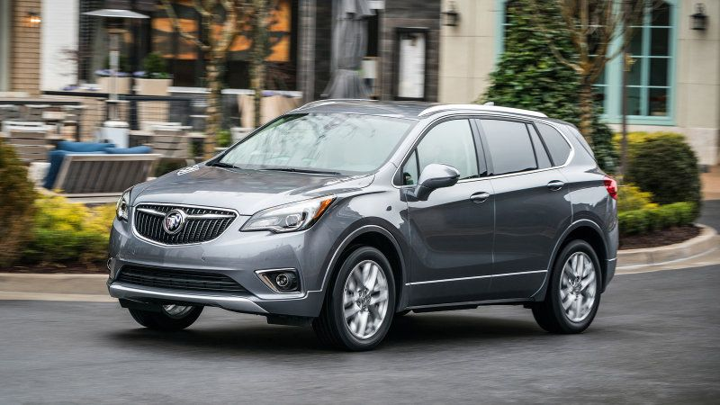 Gm Seeks To Exempt Buick Envision From U S Auto Tariffs Buick Envision Buick Suv Prices