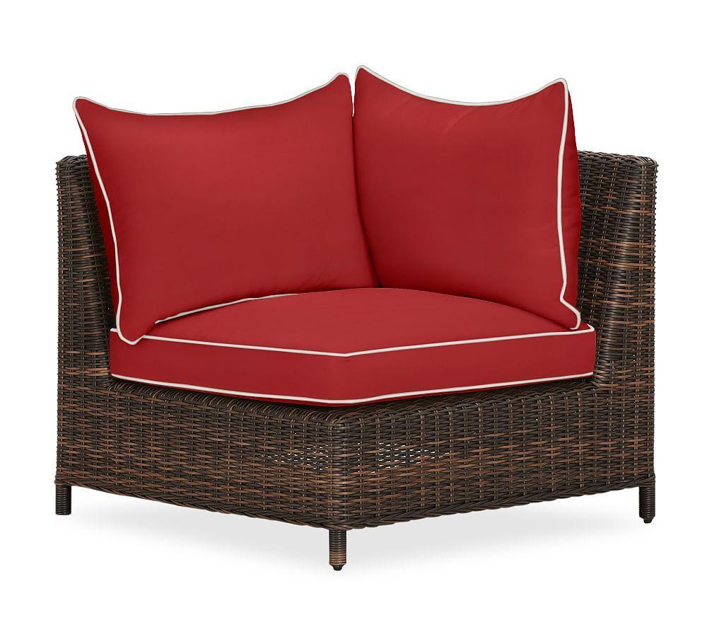 Torrey Papasan Chair Slipcover Sunbrella R Spa