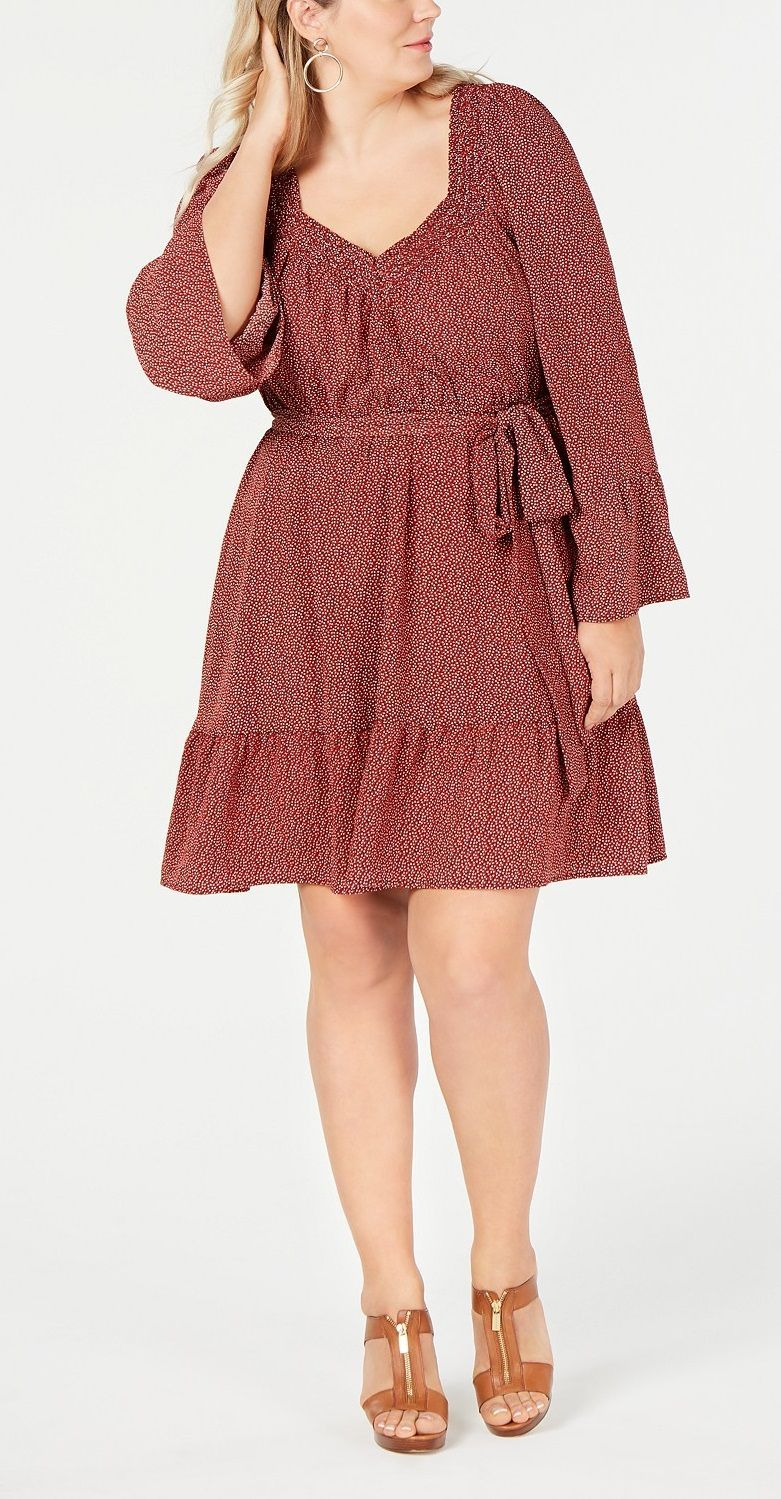 Plus Size Peasant Dress | Plus Size Fashion in 2019 | Pinterest ...