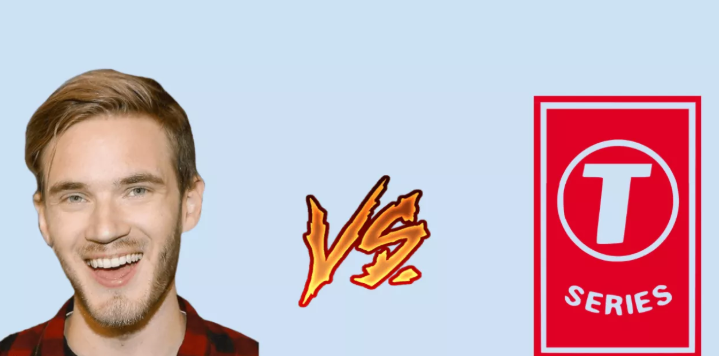 Pewdiepie Vs T Series How Did The Youtube Rivalry Start And Who Would Win Pewdiepie Rivalry Youtube