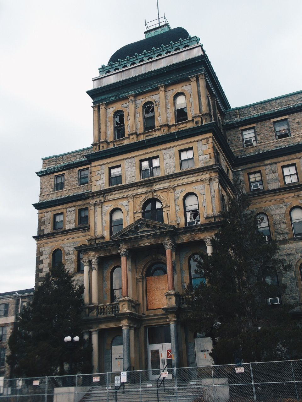Greystone park state hospital photography by audrey