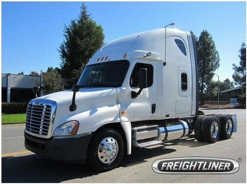The Other Vehicle Freightliner Cascadia Freightliner Cascadia