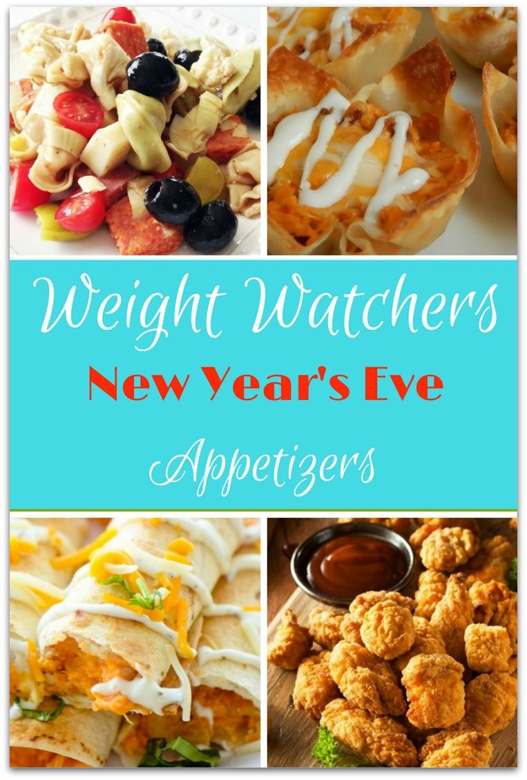 Last Minute Weight Watchers Appetizers For New Year S Eve