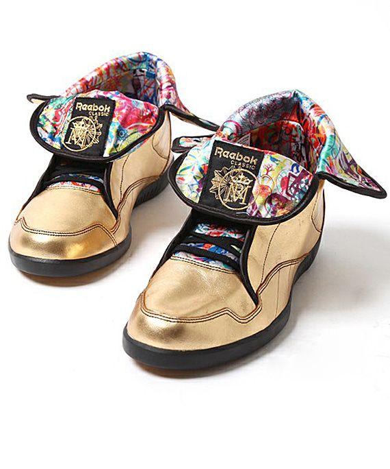 Mamá Esquivar Presidente  Ryan McGinness x Reebok RMCQ Art Shoe - Affili Art Collection -  SneakerNews.com   Shoe art, Shoes, Reebok