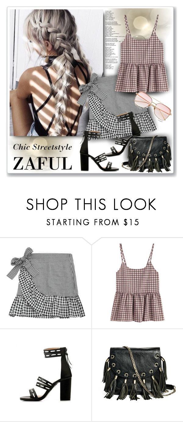 """Zaful Fashion"" by sneky on Polyvore featuring moda i GUESS by Marciano"
