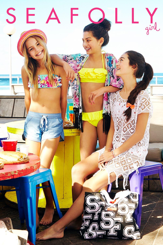 Capri Check V Wire Bandeau Bikini Top | Pinterest | Gelb