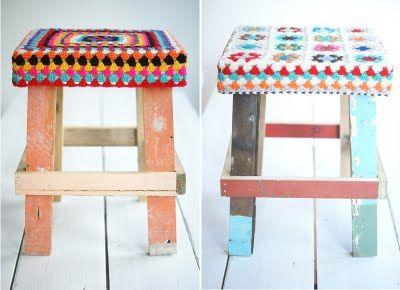 customizando móveis e objetos